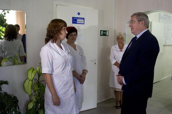 Рейтинг больниц в г. москве