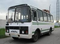 Автобус № 2 до огородных участков «Весна» и «Дружба»