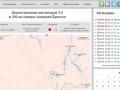 В Кежемском районе Красноярского края произошло землетрясение