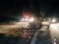 Под Сосновоборском в аварии погибла молодая женщина