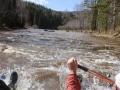 Появились первые жертвы в сезоне сплавов по бурным рекам