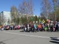 9 мая в Сосновоборске частично ограничат движение транспорта