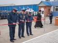 В ОИК-40 состоялось открытие мемориала «Журавли светлой памяти»