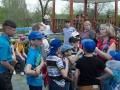Сотрудники ОИК-40 организовали для детей выход в парк