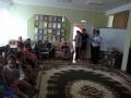 Посещение Сосновоборского детского дома