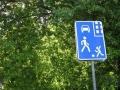 Водителей просят быть внимательнее при движении во дворах