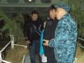 Первые лица г.Сосновоборска посетили ОИК-40