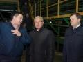 В Сосновоборске с рабочим визитом побывал губернатор Александр Усс
