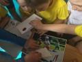 В Сосновоборске более 100 юных горожан приняли участие в квест-игре по ПДД
