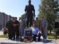 Сотрудники ОИК-40 салютовали десантникам