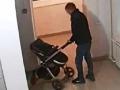 Сотрудники полиции раскрыли кражу детской коляски в Сосновоборске