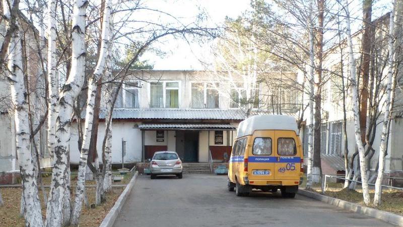 Участковый пункт полиции г.Сосновоборска