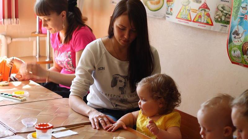 Детский развивающий центр «Империя знаний»