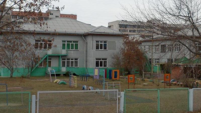 Детский сад №7 г.Сосновоборска