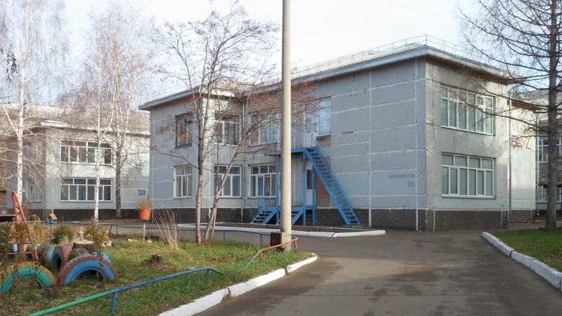 Детский сад №4 г.Сосновоборска