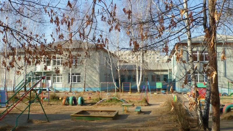 Детский сад №3 г.Сосновоборска