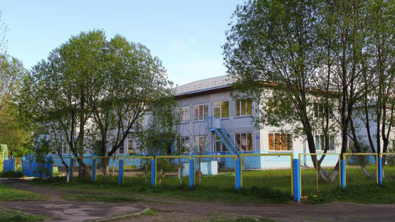 Детский сад №1 г.Сосновоборска