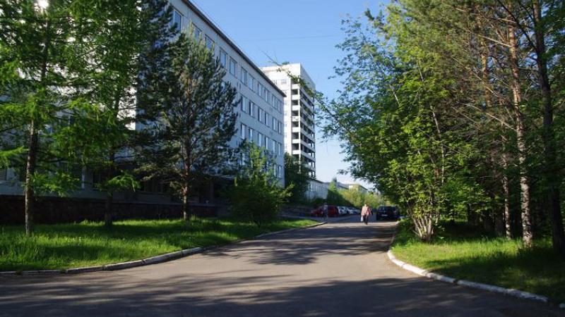 Центральная городская больница г.Сосновоборска