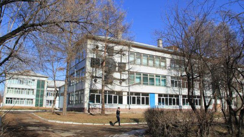 Гимназия №1 г.Сосновоборска