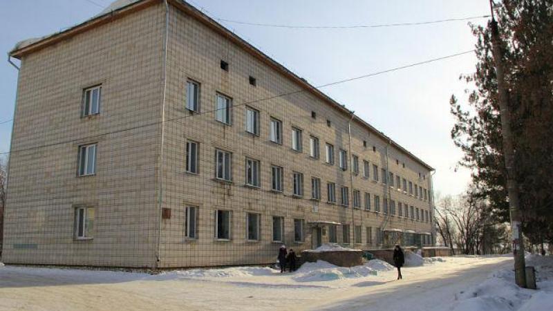 Детская поликлиника г.Сосновоборска