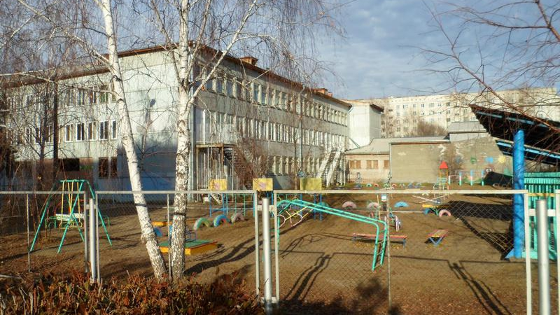 Детский сад (при школе №3 г.Сосновоборска)
