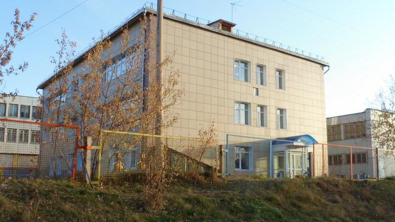 Детский сад (при школе №5 г.Сосновоборска)